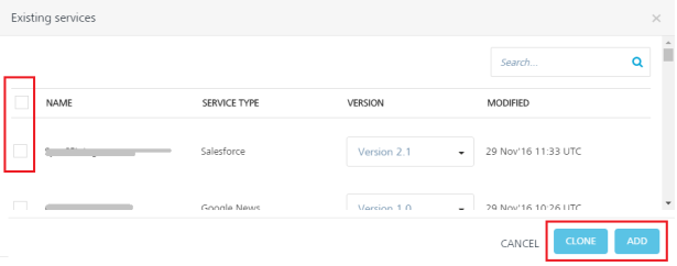 Using Integration to add services in the Kony MobileFabric