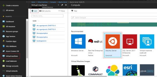 Overview of Kony Fabric on MS Azure