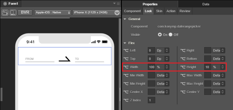 Getting Started with the Date Range Picker Component
