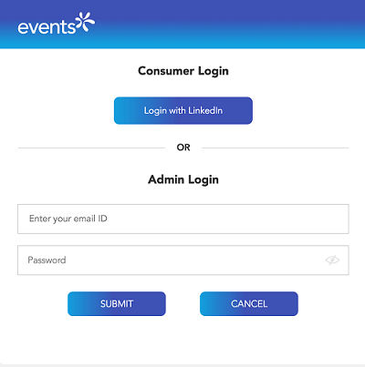 Introduction to the Events App